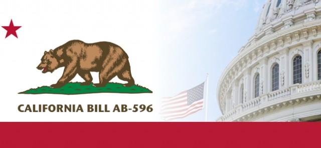 CA Bill AB-596